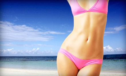 One or Two Brazilian Waxes at The Wax Studio (71% Off)