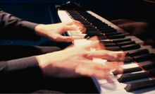 Dinner and Live Music for Two or Four at Duel Piano Bar (Up to 58% Off). Two Options Available.