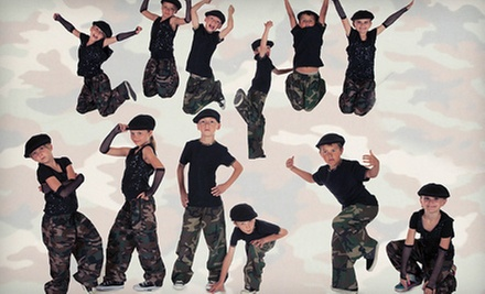 Five Kids' Group Classes or One Month of Unlimited Kids' Group Classes at X-treme Dance Force (75% Off)