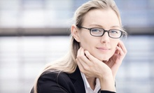 $35 for an Eye Exam and $200 Toward Prescription Lenses and Frames ($359 Value)