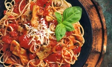 $45 for an Upscale Italian Dinner for Two at Tre Stelle (Up to $98 Value)