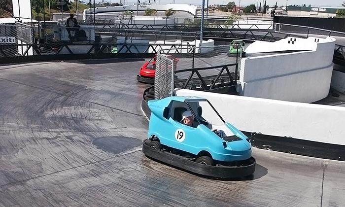 Go Kart World Go Kart World Groupon