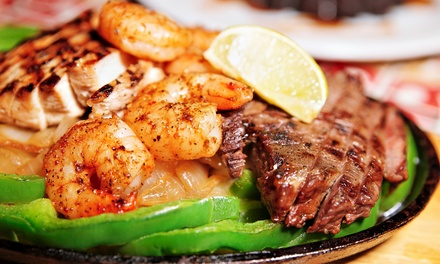 Mexican Food for Two or Four at Cabos Restaurant (Up to 48% Off)