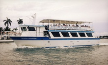 Sightseeing Cruise for One or Two from Miami Aqua Tours (Up to 54% Off)