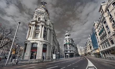 Tryp Madrid Washington Hotel — Madrid: 1-5 noites para dois em quarto duplo com opção de pequeno-almoço desde 59€