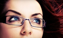 $45 for an Eye Exam and $175 Toward Prescription Eyewear ($324 Value)