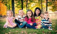 $39 for a Family or Children's Photography Package with Prints and Digital File from Accent Photography ($364 Value)