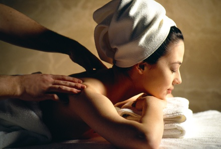 60- or 90-Minute Swedish or Deep-Tissue Full-Body Massage at Heavenly Handed Spa Services (51% Off)