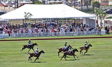 Polo Match for Two or Four at San Diego Polo Club (Up to 63% Off)