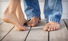 Laser Toenail-Fungus Removal for One or Both Feet at Advanced Care Foot & Ankle (Up to 72% Off)