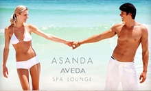 Women's or Men's Brazilian Wax or $50 for $100 Worth of Waxing Services at Asanda Aveda Spa Lounge