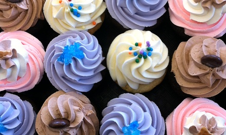 $21 for One Dozen Cupcakes at The Cupcake Couture ($36 Value)
