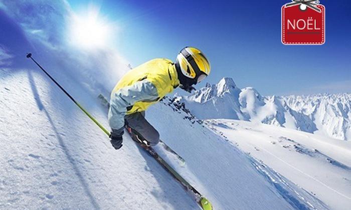 RMSL Puyvalador: Un forfait d' 1 ou 2 journées pour le domaine skiable de Puyvalador pour 1 ou 2 personnes à partir de 13,50 €