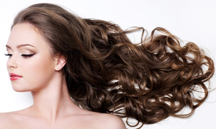 Women's Haircut with Options for Colour or Highlights at Chrome Spa Salon (Up to 55% Off)