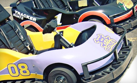 Four Go-Kart Rides for Two, Four, or Six at Stratford Speedway (Half Off)