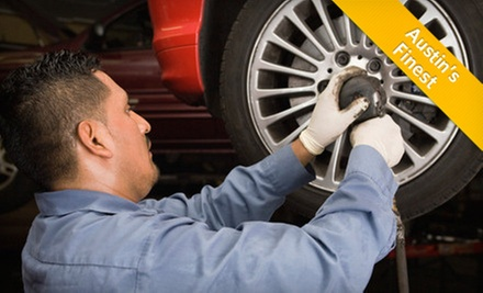 One or Three Full-Service Oil Changes at Groovy Automotive (Up to 55% Off)