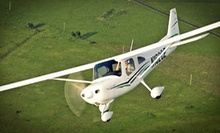 $99 for an Introductory-Flight Pilot Adventure at Sawyer Aviation, LLC ($250 Value)