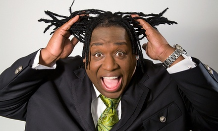 Bruce Bruce at Milwaukee Theatre on Saturday, February 14, at 8 p.m. (Up to 39% Off)