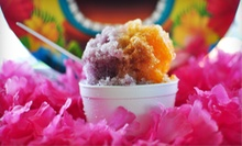 Shave Ice from Tiki's Shave Ice (Half Off). Two Options Available.