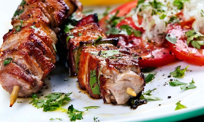 Turkish halal cuisine taste of istanbul grill groupon for A taste of turkish cuisine