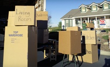 Two or Four Hours of Local Moving Services from Twins Movers (Up to 75% Off)