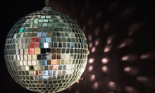 Regular or VIP Ticket to Boogie Nights Dance Party at The Venue Scottsdale on April 20 or June 1 (Up to 48% Off)