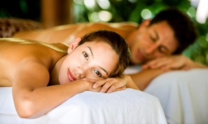 One 60-minute Swedish Or Deep-tissue Massage For One Or Two At Peony Wellness & Healing Center (up To 53% Off)