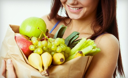 $49 for a Nutrition-Consulting Program at Be Fit Consulting ($100 Value)