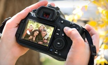 Family Photography Workshop for One or Two with Digital Photo Academy (Up to 55% Off)