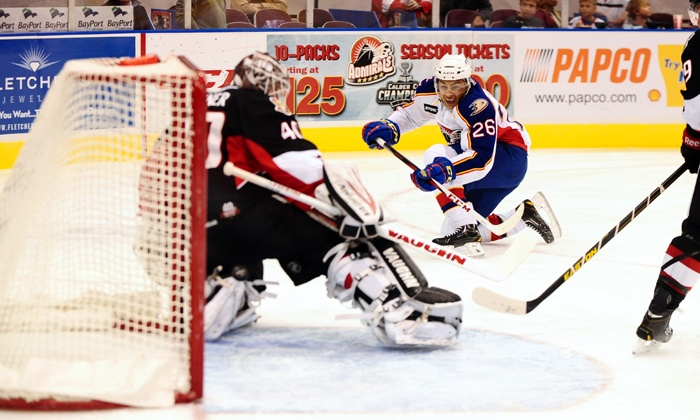 Norfolk Admirals Hampton Roads Deal Of The Day Groupon