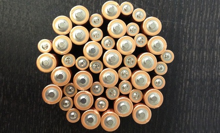 Duracell 48-Pack with 24 AA and 24 AAA Alkaline Batteries. Free Returns.