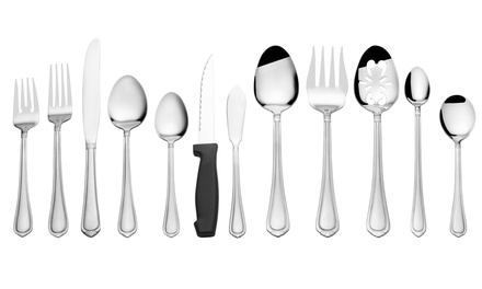 Pfaltzgraff Everyday Flatware Set (61-Piece)