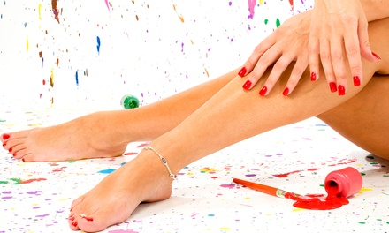$149 for Consultation with Three Sclerotherapy Spider-Vein Removal Treatments at L.A. Quinn MD ($900 Value)