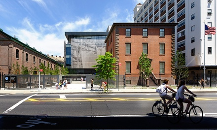 One-Year Individual or Family Membership to Brooklyn Navy Yard Center at BLDG 92 (Up to 55% Off)