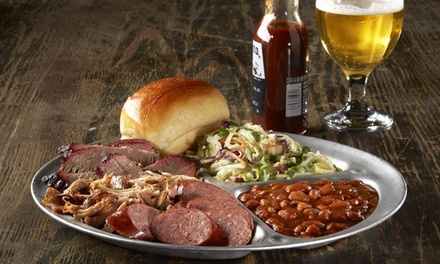 $12 for $20 Worth of Barbecue and Comfort Food at Sonny Bryan's Smokehouse. 7 Locations Available.