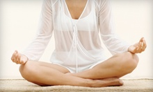 20 or 10 Classes at Chopra Yoga Center (Up to 80% Off)