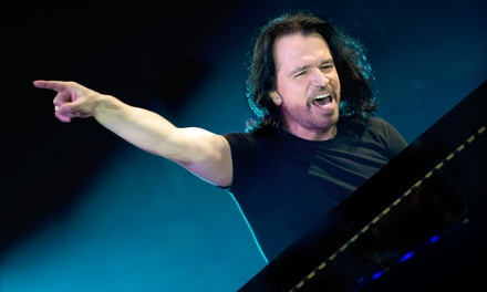 Yanni at Riverside Theater on September 4 at 8 p.m. (Up to 54% Off)