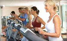 Three-, Six-, or Nine-Month Gym Membership to Carmel Total Fitness (Up to 73% Off)