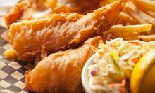 $15 for $30 Worth of American Food at Lake Forest Bar & Grill