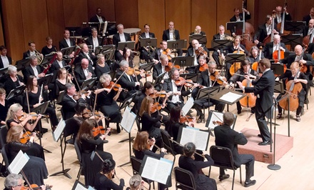 Chicago Philharmonic Orchestra's Romantic Rapture at Pick-Staiger Concert Hall on Mother's Day (Up to  50% Off)