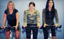 5 or 10 Spin Classes at Personal Training Institute (Up to 60% Off)