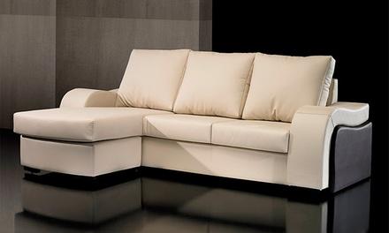 Sanper — 3 localizações: sofá de 2 lugares com chaise longue desde 354,90€