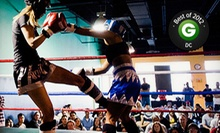 5 or 10 Classes at Capital MMA &amp; Elite Fitness (Up to 80% Off)