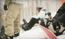 Snowboard Tune-Up or One- or Two-Day Snowboard Rental at Olympus Board Shop (Up to 52% Off)
