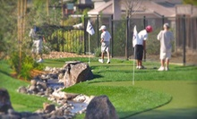Par-3 and Putting-Course Rounds for Two or Four at Grayson Woods Golf Course (Up to 55% Off)