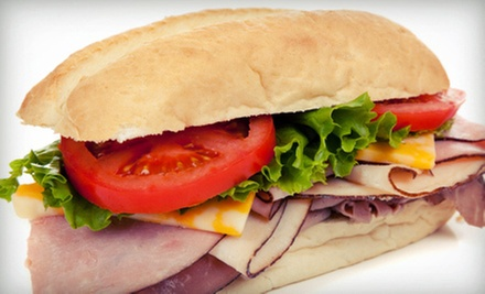 $7 for Sub Sandwiches and Chips for Two at Mother Rucker's Subs (Up to $14.80 Value)