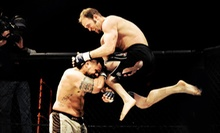 One or Two 2013-14 Season Passes to See Alaska Fighting Championship at George. M. Sullivan Arena (Up to 72% Off)