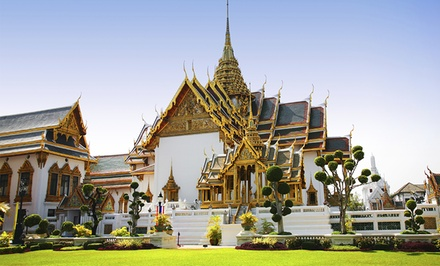 11-Day Tour of Thailand and China with Airfare from Affordable Asia. Price/Person Based on Double Occupancy.