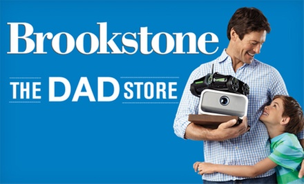 $50 Brookstone Credit
