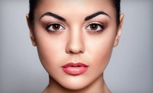Three or Six Eyebrow-Shaping Sessions at Seva (52% Off)